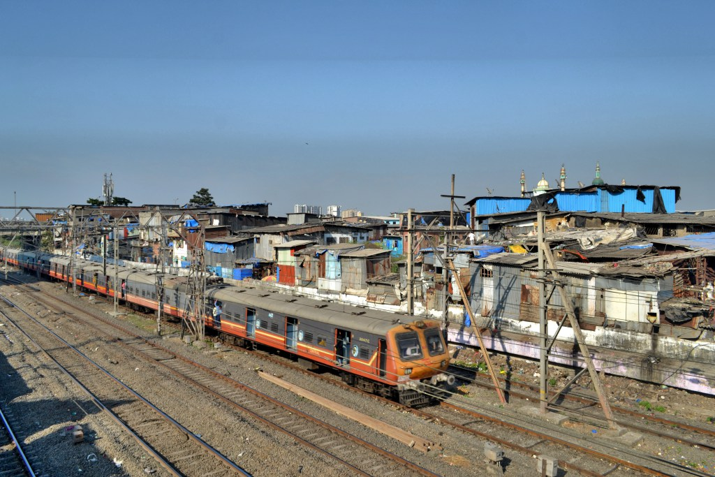 First-view-of-Dharavi